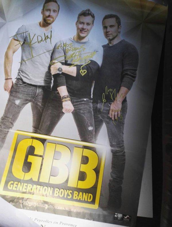 Generation Boys band Peyrolles en Provence 25 AOut