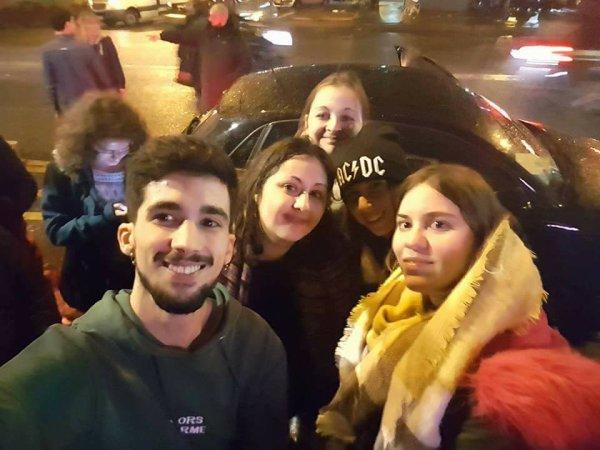 ARCADIAN -Bataclan paris 7 décembre