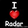 Radar Je T'AIME (l)