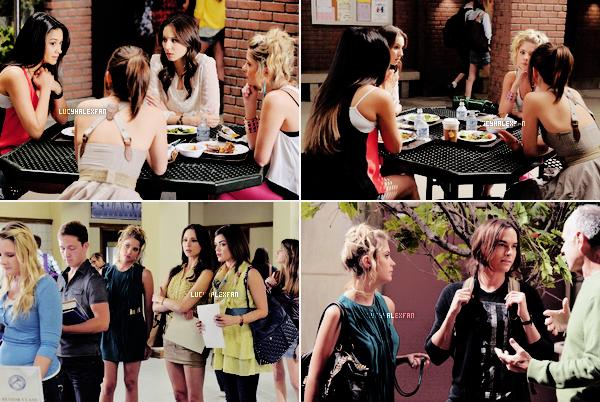 """Découvrez les premiers stills de l'épisode 3x01 """"It Happened That Night"""" qui sera diffusé le 5 juin 2012."""