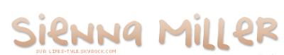 TOP/FLOP PEOPLE  - pour le meilleur comme pour le pire avec Sienna Miller