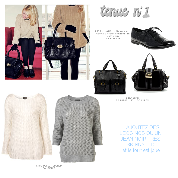 ___+ LOOKBOOK : ___Votre tenue favorite ;