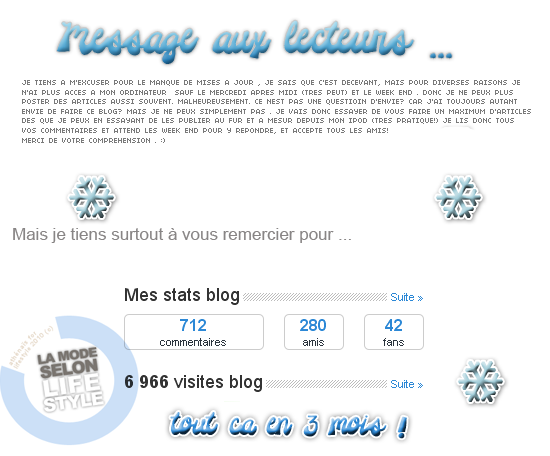 ___+ NEWSPAPER : ___Petit message <3