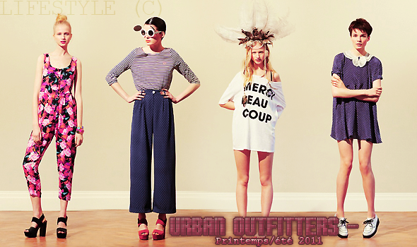 ___+ MODE : ___lookbook urban outfitters spring/summer 2011