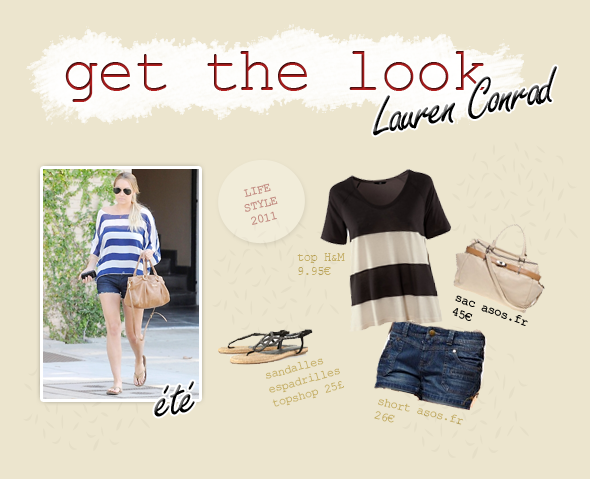 get the look : lauren conrad facebook ▲ twitter ▲ formspring