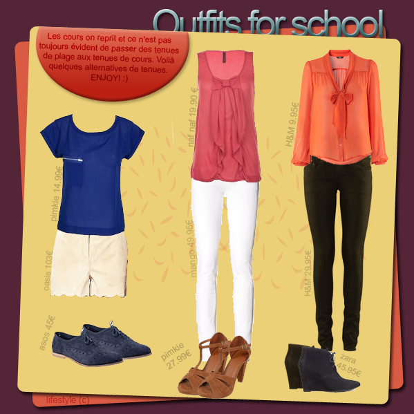 outfits for schoolfacebook ▲ twitter ▲ formspring