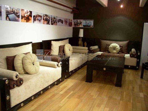 Salon oriental marocain moderne 4