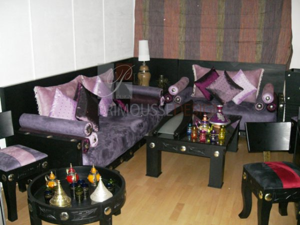 salon oriental marocain moderne 12 modenewstyle. Black Bedroom Furniture Sets. Home Design Ideas