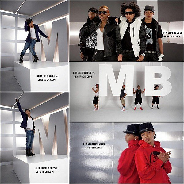 . Mindless Behavior En France. .