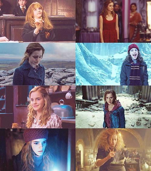 Les meilleurs répliques d'Hermione !