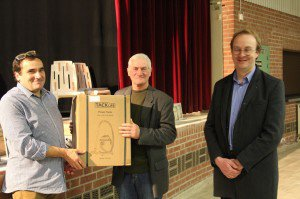 L hirondelle d Arleux a la remise des prix de l'arrondissement de Douai