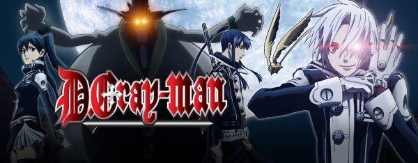 【D.Gray.Man】