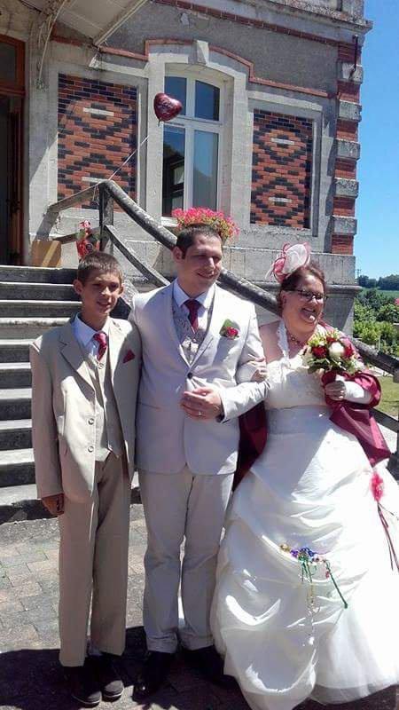 mon mariage du 09/07/2016