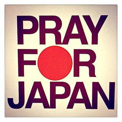 #Pray for japan