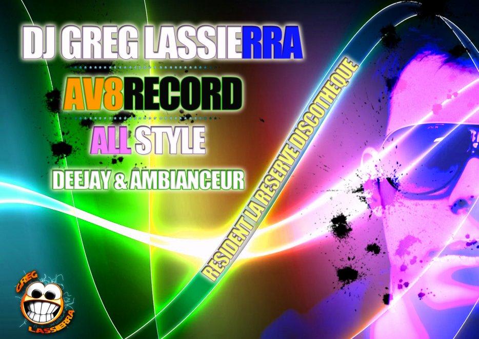 deejay Greg lassierra