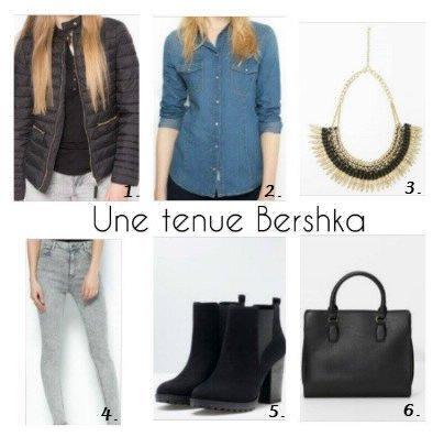 Une tenue Bershka