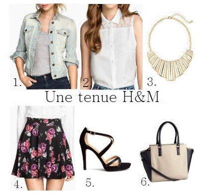 Une tenue H&M