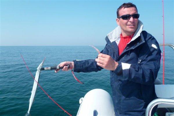 CR de notre sortie en mer du 16 avril 2011