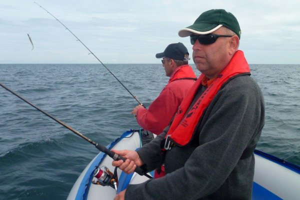 Pêche aux bars 15/7/2011