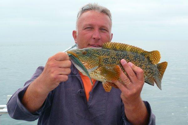 Pêche en mer 3 septembre 2011
