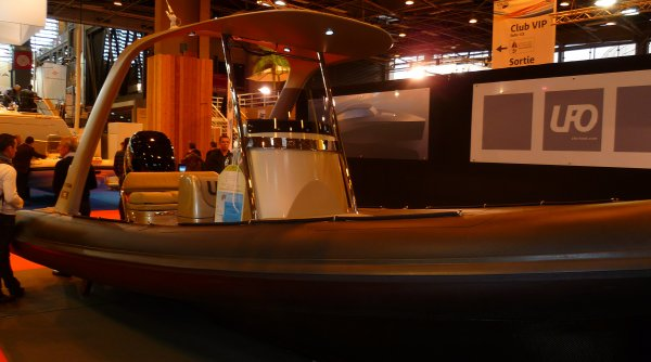 Visite du Nautic de Paris 8/12/2011