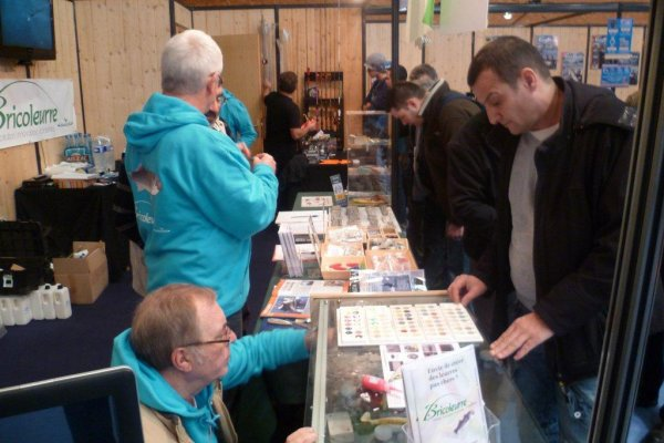 Salon pêche Nantes - Rencontres