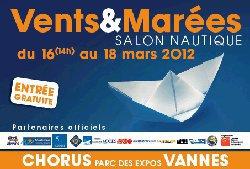 Vents & Marées, salon nautique de Vannes 2012