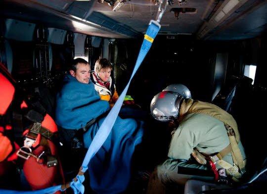 Naufrage d'un remorqueur au large d'Ouessant : Un marin disparu