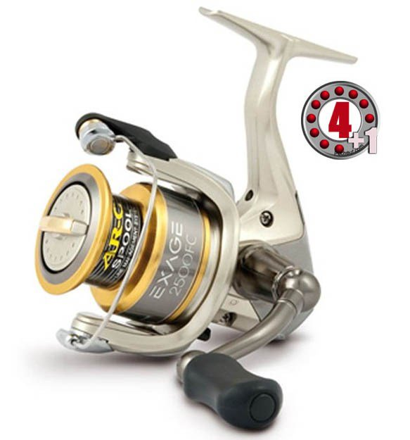 Moulinet Exage FC SHIMANO 4000
