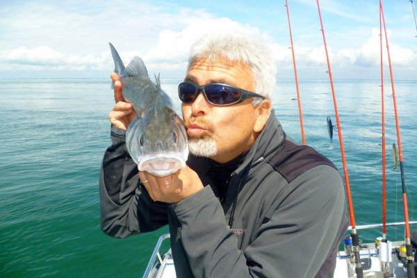 Pêche en mer 5 mai 2012