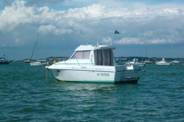 Sortie 5 mai 2012 - un bateau que je reconnais
