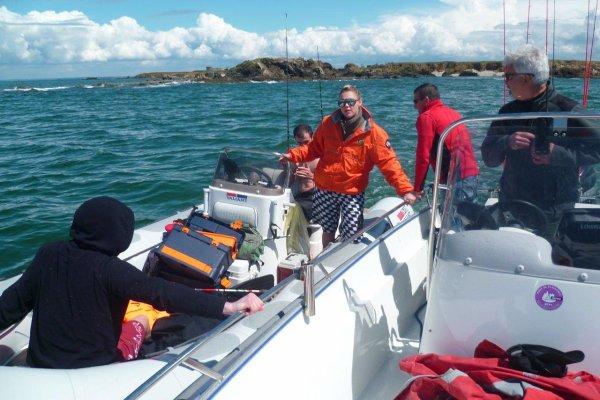 Sortie 5 mai 2012 - Sauvetage d'un bateau en détresse