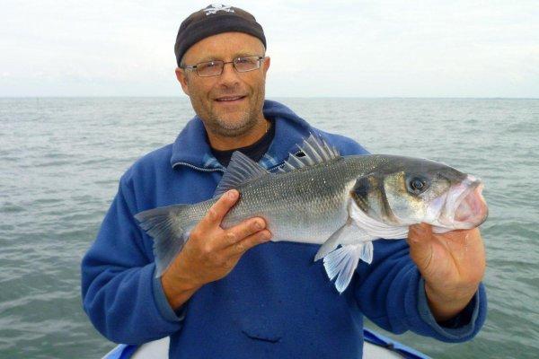 Pêche en mer 17/6/2012