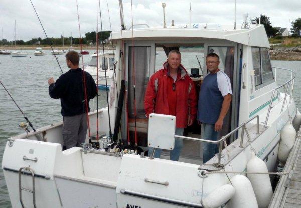 Sortie en mer sur 2 jours à bord de l'Antares 805 de Dany303 - 1/2
