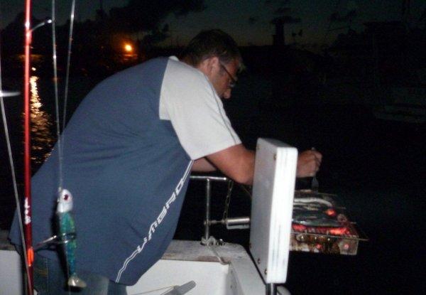 Sortie en mer sur 2 jours à bord de l'Antares 805 de Dany303 - 2/2