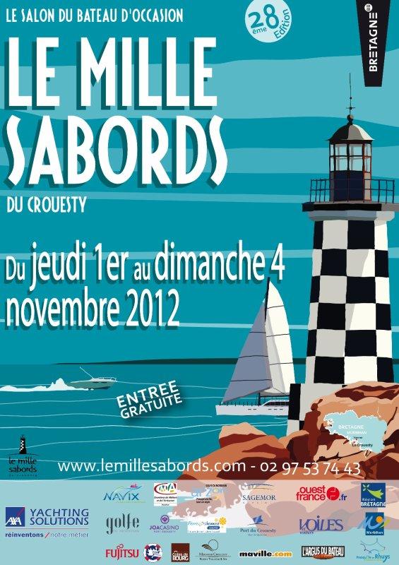 Le mille sabords salon nautique du bateau d 39 occasion du 1 au 4 novembre 2012 rvj44 le blog - Salon nautique du crouesty ...
