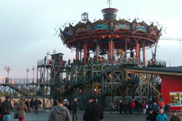 Nantes, le carrousel des mondes marins