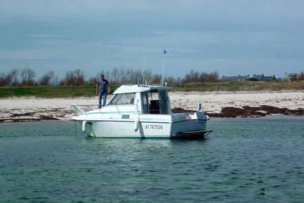 Pêche en mer sur épave dimanche 21 avril 2013