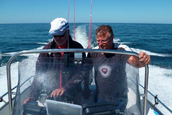 Pêche en mer 14 août 2013