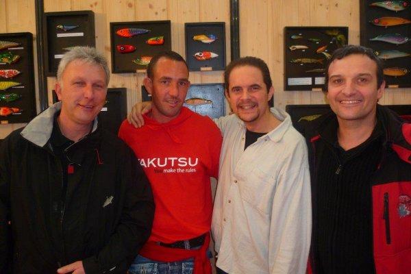 Salon de la pêche en mer - Nantes 2014