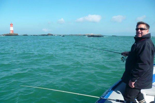 Sortie en mer du 30 4 2014 : C'est le printemps !