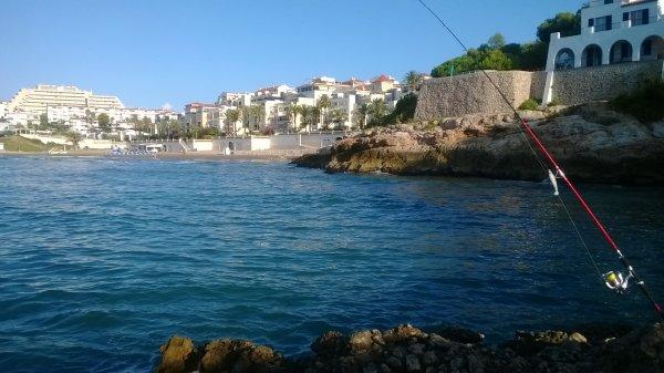 Pêche sud Barcelone