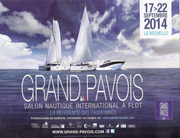 Grand pavois la rochelle 2014 rvj44 le blog qui donne la p che - La rochelle salon nautique ...