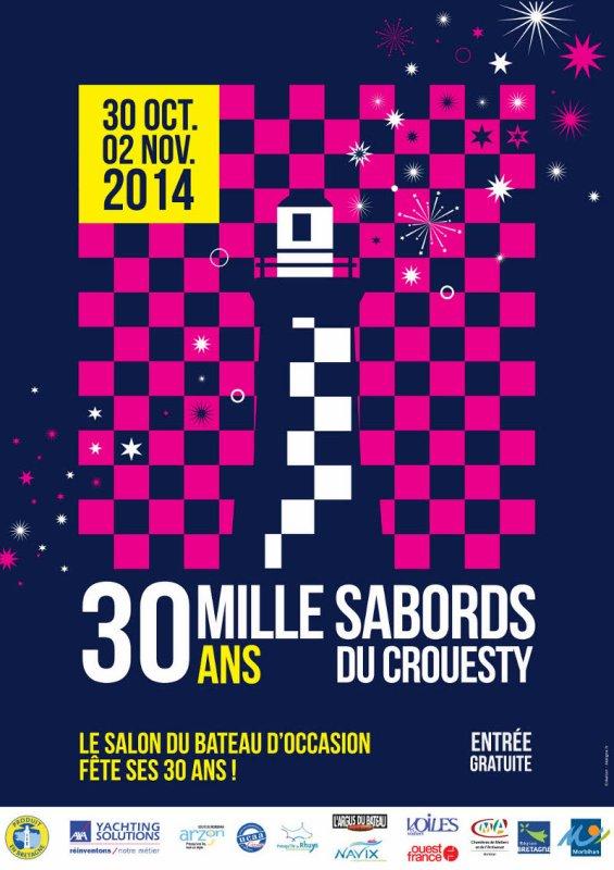 Le Mille Sabords du Crouesty du 30/10 au 2/11/2014