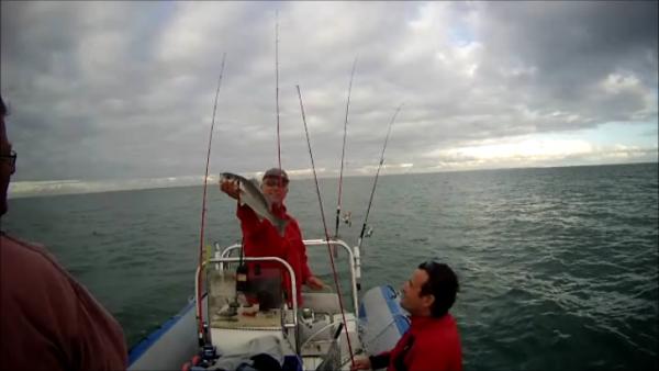 Pêche aux bars 25/10/2014