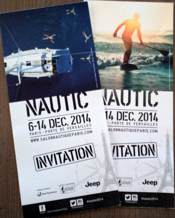 Salon Nautic Paris