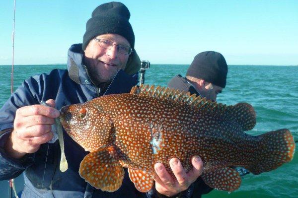 Pêche en mer samedi 6 déc 2014