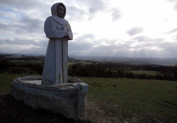 La Bretagne les saints à l'air