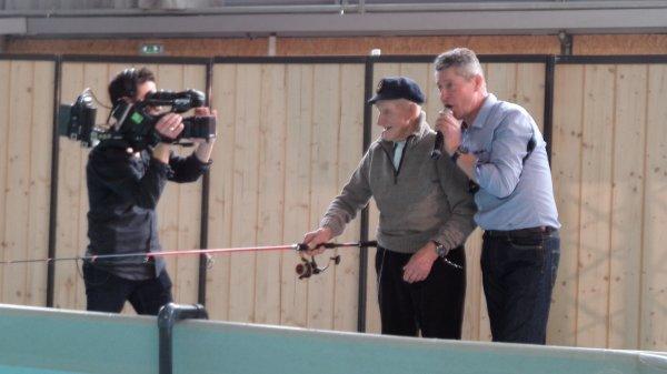 Salon de la pêche Nantes - Rencontres