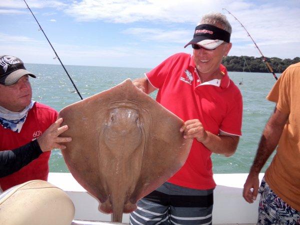 Session pêche aux îles du Salut (Guyane) - 15 août 2015